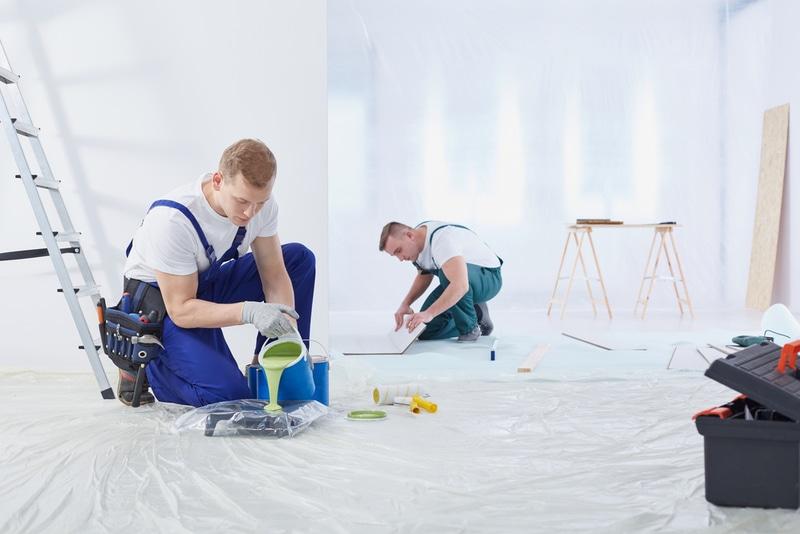 prace remontowe wykonywane przezfachowców