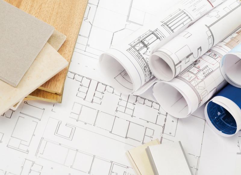 plan architektoniczny mieszzkania