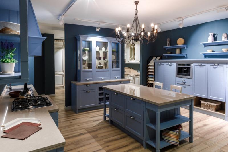 6 Pomysłów Na Kolory ścian W Kuchni Blog Fixlypl
