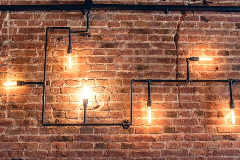 lampki wstylu industrialnym