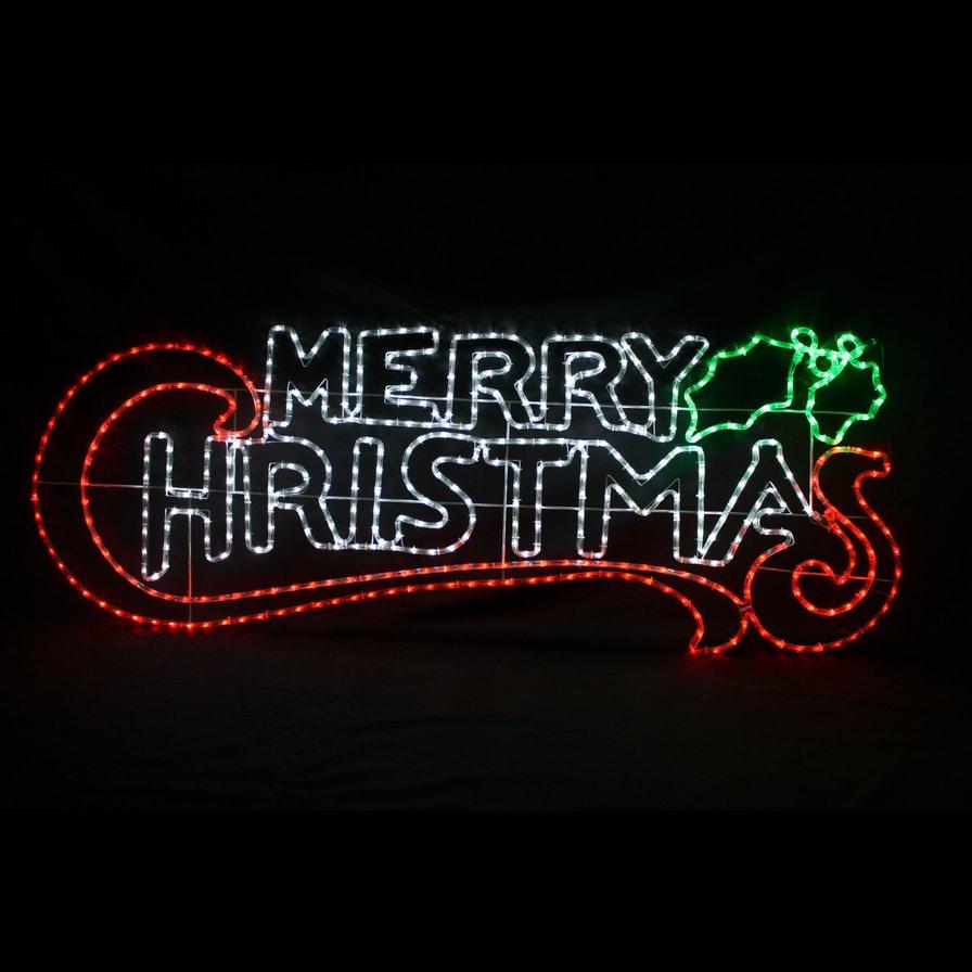 świąteczny napis