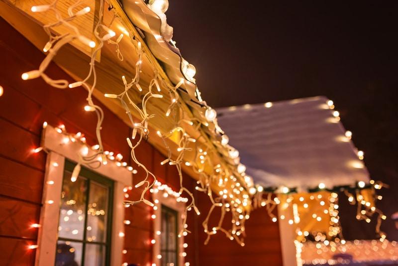 Zewnętrzne Dekoracje Domu Na święta Bożego Narodzenia Blog