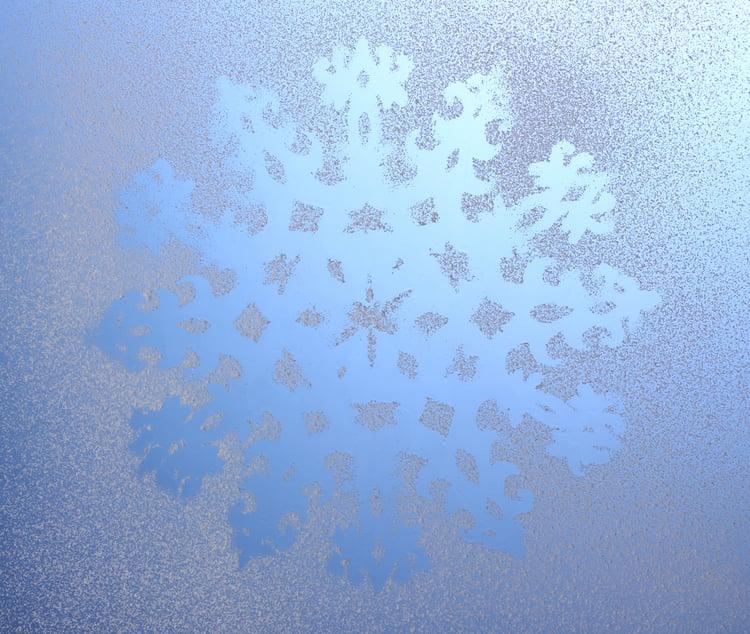 sztuczny śnieg naszybie