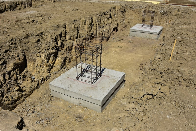 fundament podbudynek