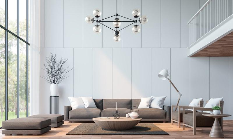 Jakie Oświetlenie Do Salonu Wybrać Porady I Pomysły