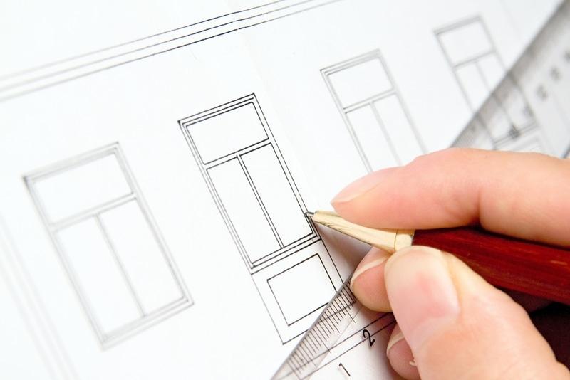 projektowanie rozmieszczenia okien wdomu