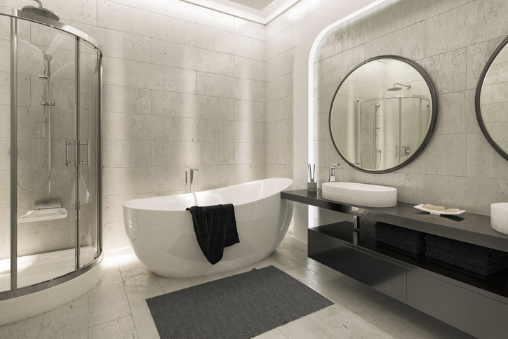 Aranżacja łazienki W Nowoczesnym Stylu Blog Fixlypl