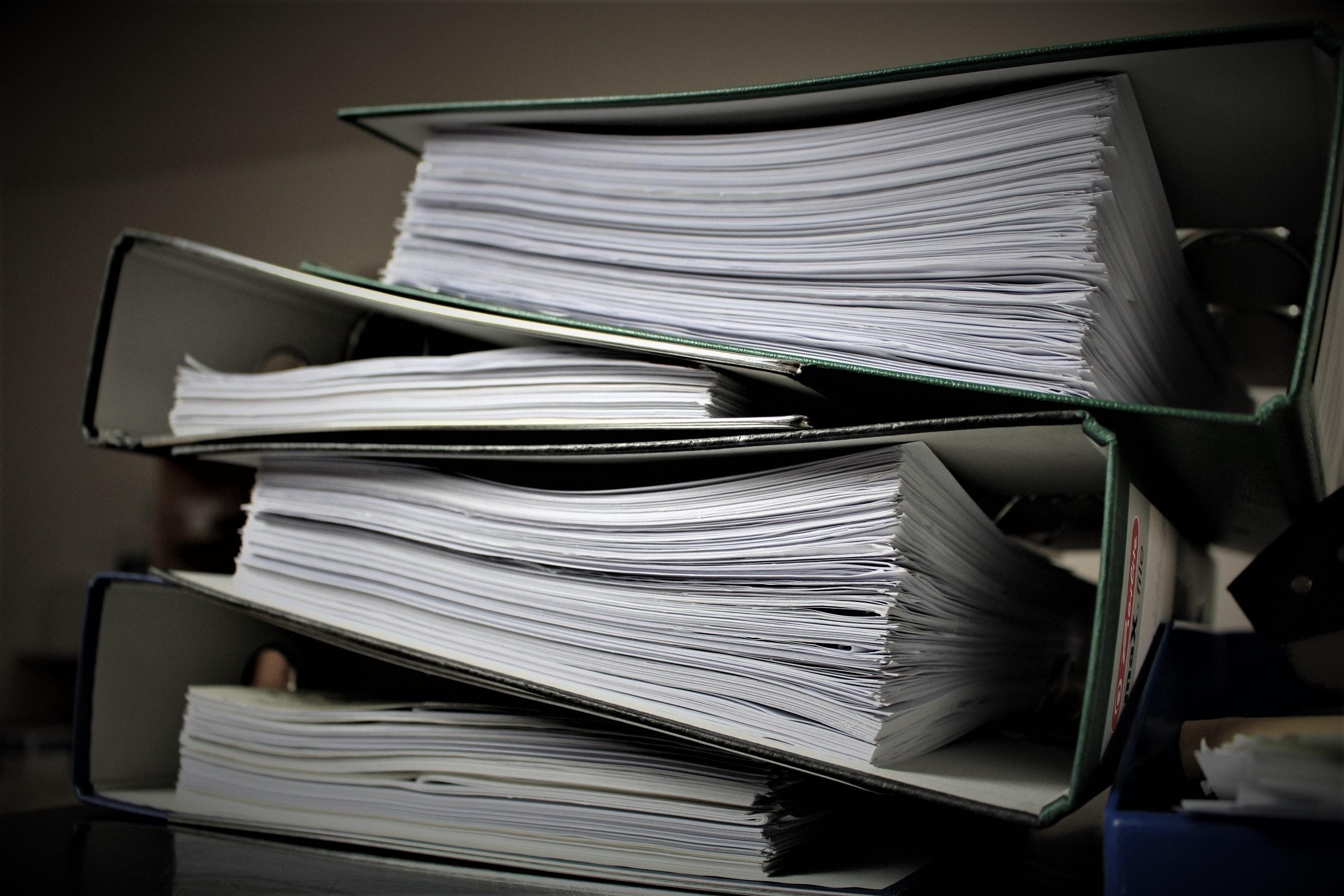 dokumenty unotariusza