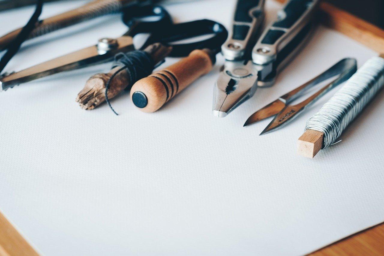 narzędzia wwarsztacie