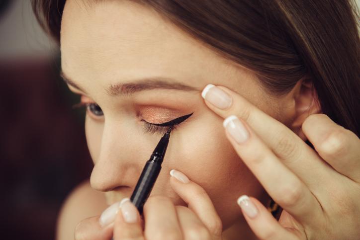 makijaż oka krok pokroku
