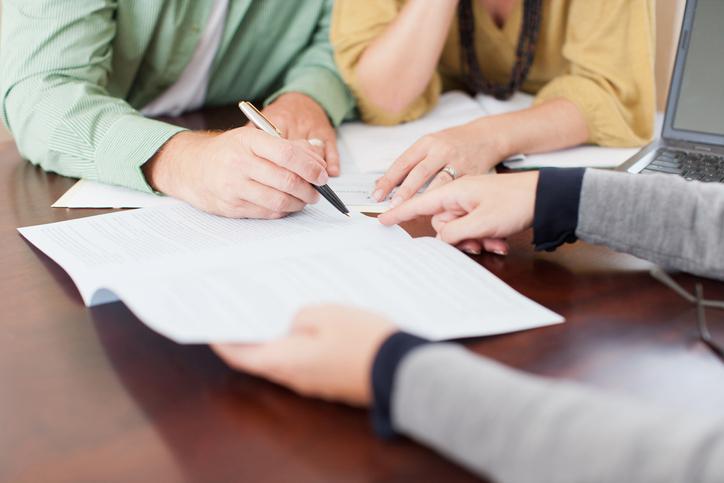 podpisywanie umowy nakredyt hipoteczny