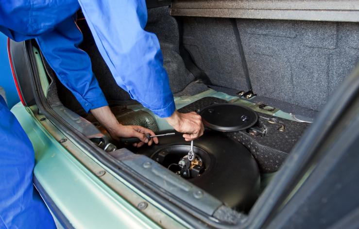 montaż instalacji LPG przezmechanika