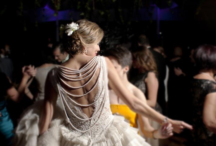 taniec naweselu