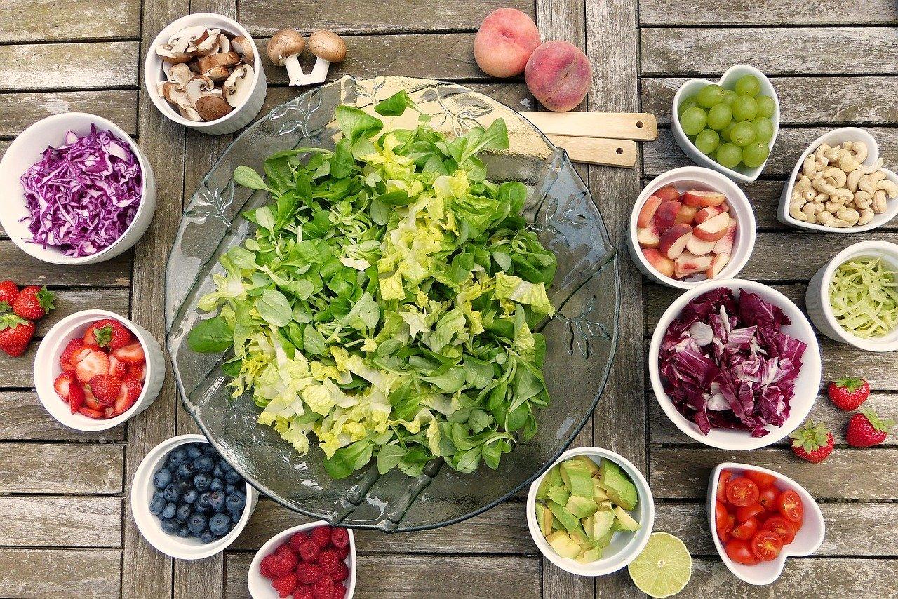 jak skutecznie schudnąć - zbilansowana dieta