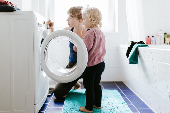 dlaczego pralka nie wiruje