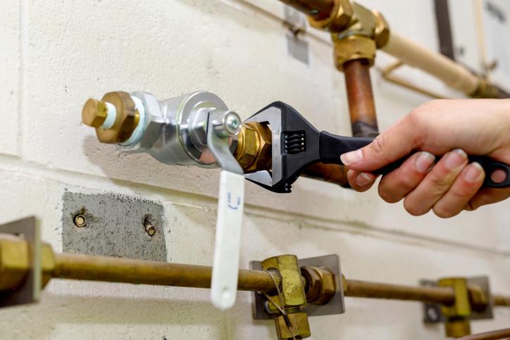 Przyłącze wodociągowe podłączenie wody do działki