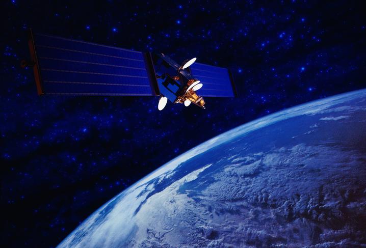 satelita telekomunikacyjny naorbicie  geostacjonarnej
