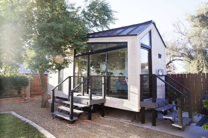 Mały dom bez pozwolenia