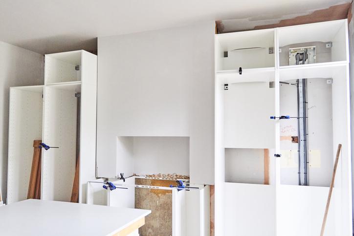 Wymiary szafek kuchennych