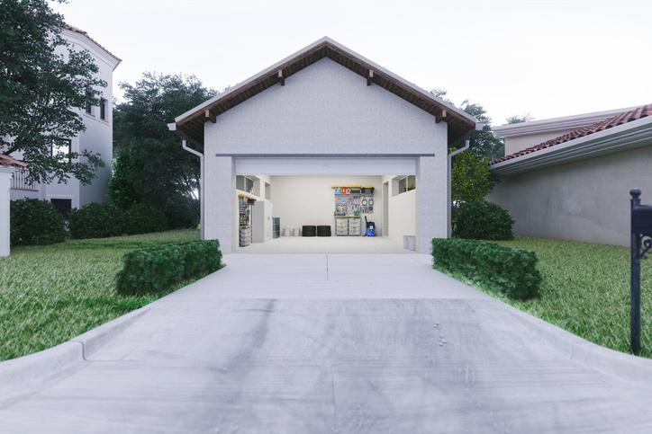 Garaż bez pozwolenia - jak zbudować?