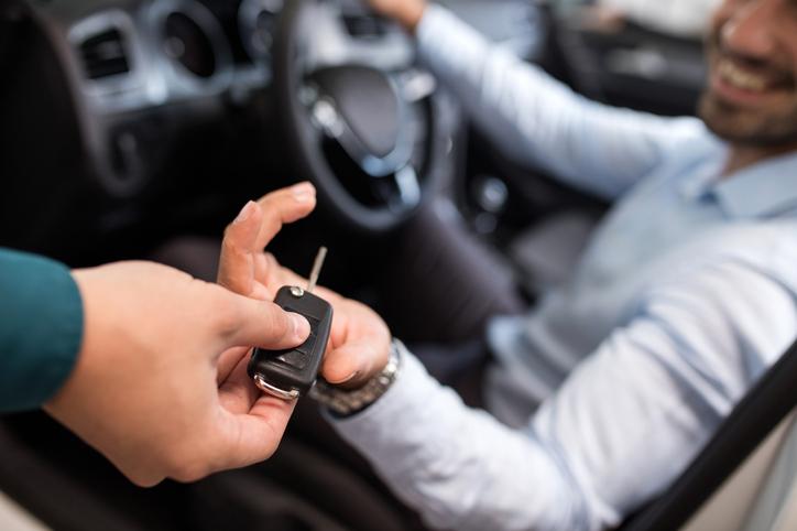 Ile jest czasu na przerejstrowanie samochodu