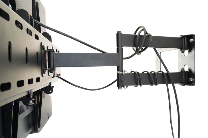 jak schować kable tv