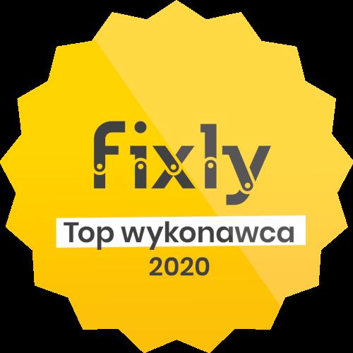 TOP Wykonawcą Fixly w 2020 roku